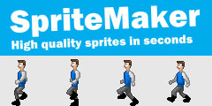 Make sprites with SpriteMaker