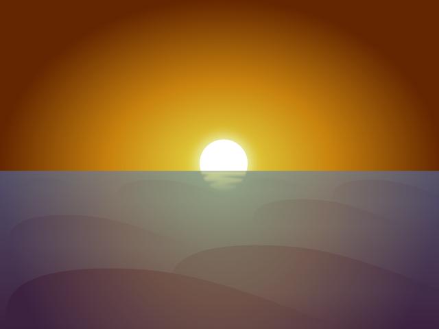 [تصویر:  sunrise-on-water-background_PNG.png]